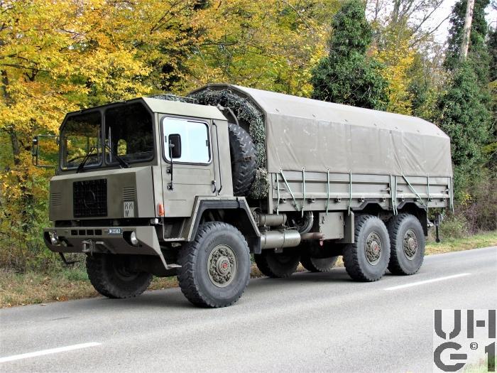 saurer truck bus Bild