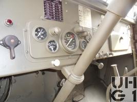 GMC CCKW 353 B1 M. Gelastw. 4,0 t 6x6 Seilwinde