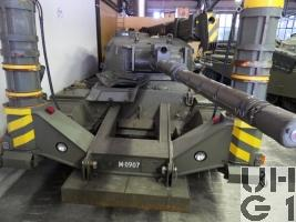 Kranpanzer Centurion, Kranpz 57/90