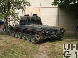 Panzer 68/88 K+W, Pz 68/88 K+W