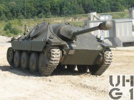 Panzerjäger G13 mit Benzinmotor, Pzj G13 Benzinmotor