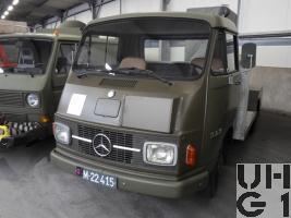 Mercedes Benz L 307 Sauerstoffpalettwagen leicht 4x2