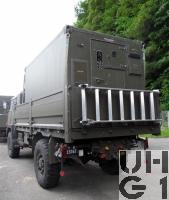 Steyr 1291.320 P43/M 5,6 t 4x4 mit EA-System