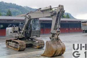 Liebherr 912 Bagger Raupe 0,9 m³