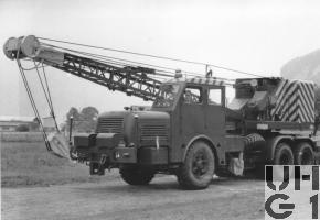 Faun LK 302 A, 10 t 6x6