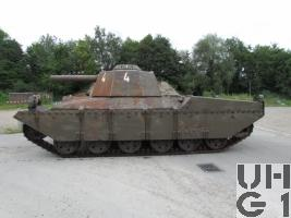 Panzer-Zielfahrzeug 68, Pz Zfz 68