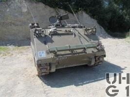 Kdo Pz 63 M-113 A1 mit SE-412 / SE-235 m1+/m2