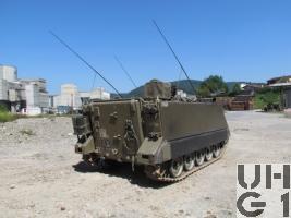 Spz 63 M-113 A1 Kdo