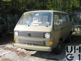 VW Typ 2 T3 Pw Kombi 9 Pl 4x2