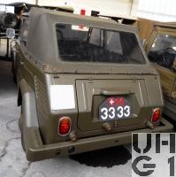 VW Typ 181, Gelpw 4x2