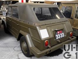 VW Typ 181 4x2 Gelpw
