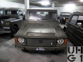 VW Typ 183 Iltis, Pw 4 Pl gl 4x4