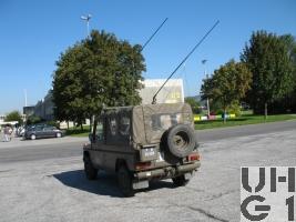 Steyr Puch 230 GE Fkw Rel SE-235/M2 Verdeck 4x4 gl
