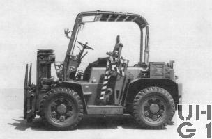 Steinbock DFG 2 SC Gabelstapler 2t 4x4