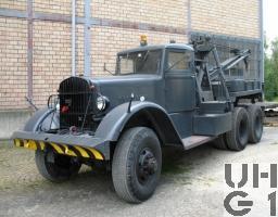 Ward-La France Modell 1000 Serie 2 M1, Kranwagen 10 t, 6x6