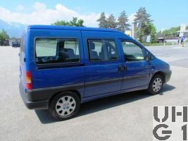 Peugeot Expert 2.0 16V, Pw Kombi 0.9t 7Pl 4x2