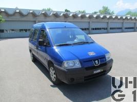 Peugeot Expert Pw Kombi 8 Pl 4x2