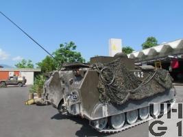 Sappeurpanzer 63/05 M-113