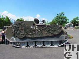 Sap Pz 63/05 M-113 A1 mit SE-235/m1
