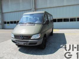 Mercedes Benz 313 CDI, Kleinbus 11 Pl 4x4