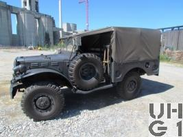 Dodge WC 51, L Gelastw 0,75 t 4x4