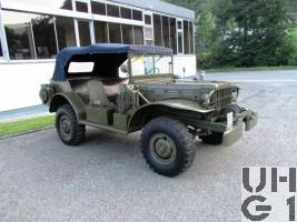 Dodge WC 57 Command Car, Kdow 0,75 t 4x4 (G502)