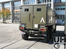 Bucher Duro Lastw L gepz KA 1,5 t / 16 Pl 6x6