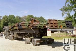 Steyr 1491.310/S37 6x6 Sattelschlepper 95 mit Brückenrampe