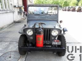 Willys Overland CJ-3A Anlasswagen L gl 4x4