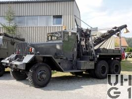 Ward-La France Model 1000 M1A1 Series 5 Kranwagen 10 t 6x6