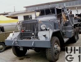 Ward-La France Model 1000 M1A1 Series 5, Kranwagen 10 t 6x6