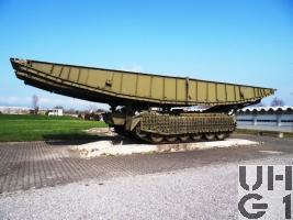 Brückenpanzer Centurion Mk 5 / Mk 7, Brü Pz Centurion