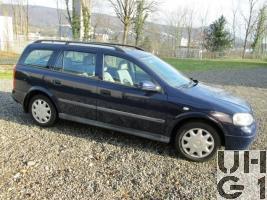 Opel Astra G16 Cvan 1,6i 16V, Pw Sta 5Pl 4x2