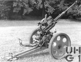 20 mm Fliegerabwehr Kanone Modell 1937, Foto KTA