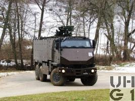 Mowag DURO IIIP GMTF 11 Pl/2t 6x6