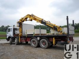 Mercedes Benz 3235 Powerliner 8x8