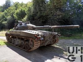 Panzer 61 AA9/4 K+W, Pz 61 AA9/4 K+W