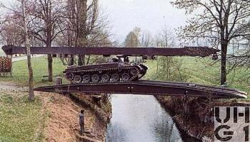 Brückenpanzer 68, Brü Pz 68, Bild VBS
