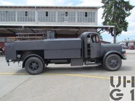 FBW L50 Tankwagen 4x2