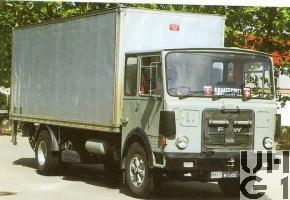 FBW L50V-E4A Kofferaufbau