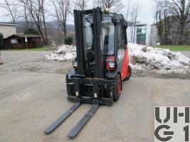 Linde H30D, GASTA DFG 2,5 t 4x2