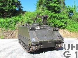 Spz 63 M-113 A1 Kranpz 63 mit SE 235-M1+/M2