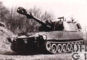 Panzerhaubitze 66 M-109 / L-23, 15,5 cm Pz Hb 66, Bild KTA