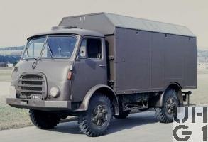 Steyr A 680 g, Wew A1 sch gl 4x4