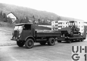 Saurer 4 CM Lastw Kipper 5 t gl 4x4