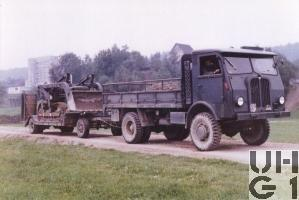 Saurer 4 CM, Lastw Kipper 5 t gl 4x4