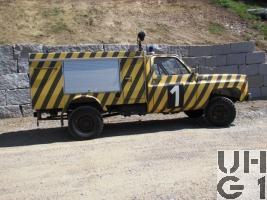 GMC K 3500  Löschwagen 79 sch gl 4x4