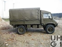 Unimog S 404.114 Repw A5 Spz 63 sch gl 4x4
