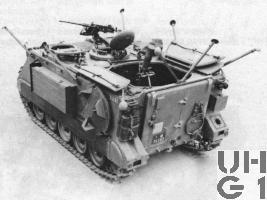 Spz 63 M-113 A1 Minenwerferpanzer 64