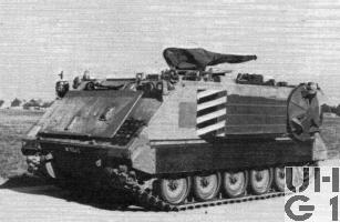 Mw Pz 64 M-113 A1 mit SE-412, Bild K+W Thun